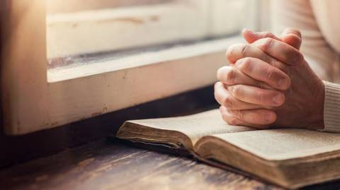 prayer illustration